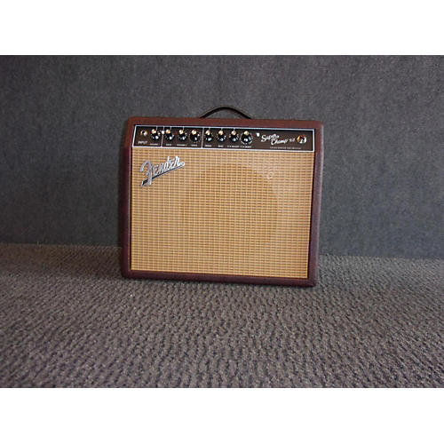 Fender SUPERCHAMP X2 Acoustic Guitar Combo Amp