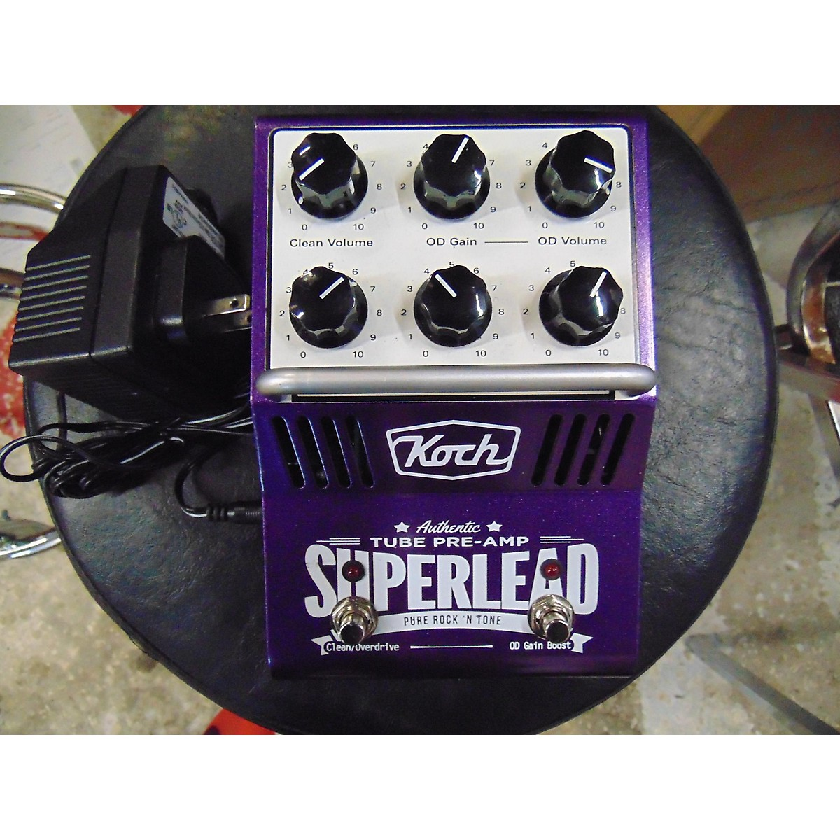 Koch SUPERLEAD Effect Pedal