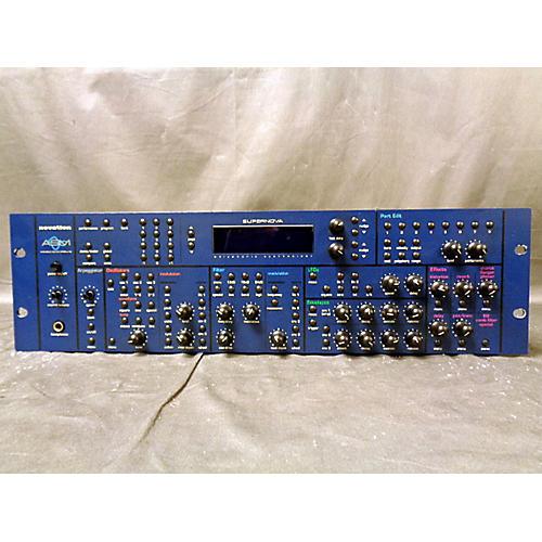 Novation SUPERNOVA Synthesizer