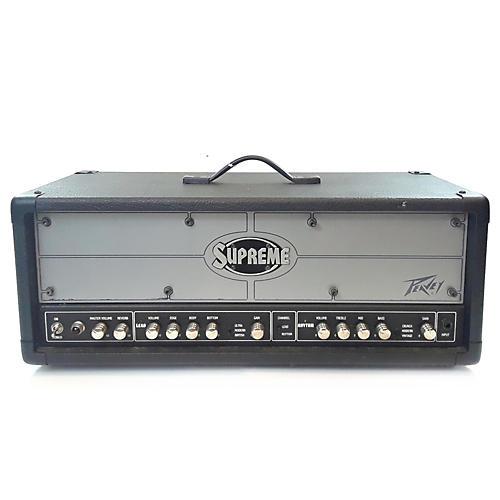used peavey supreme xl solid state guitar amp head guitar center. Black Bedroom Furniture Sets. Home Design Ideas