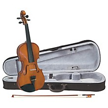 Cremona SV-75 Premier Novice Series Violin Outfit Level 1 3/4 Outfit