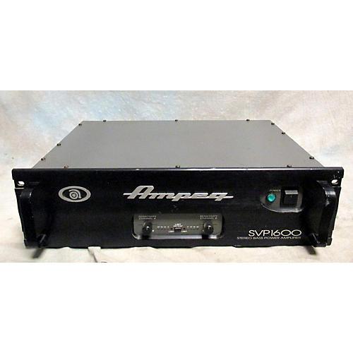 Ampeg SVP1600 Bass Power Amp