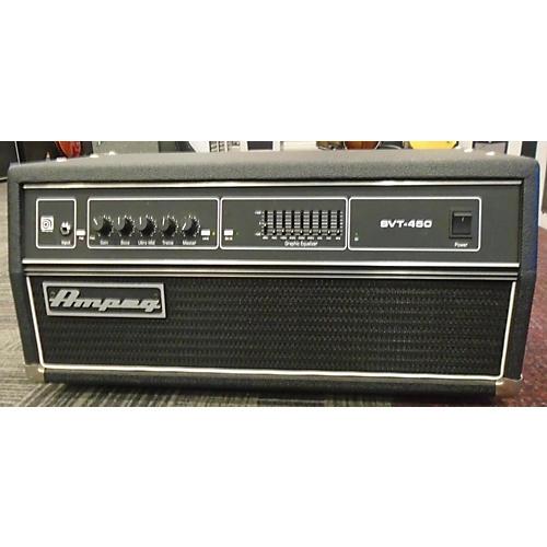 Ampeg SVT 450 Bass Amp Head