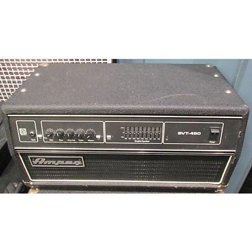 Ampeg SVT-450H Bass Amp Head