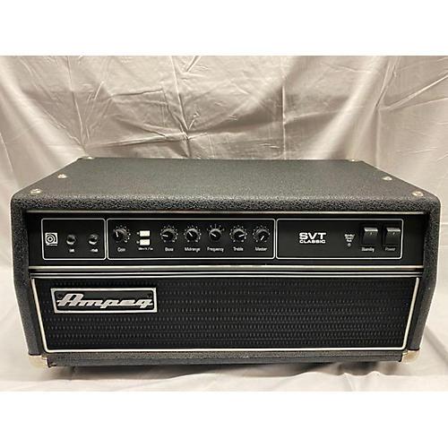used ampeg svt cl classic 300w tube bass amp head guitar center. Black Bedroom Furniture Sets. Home Design Ideas