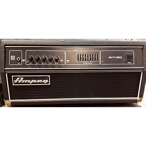 Ampeg SVT350 Bass Amp Head