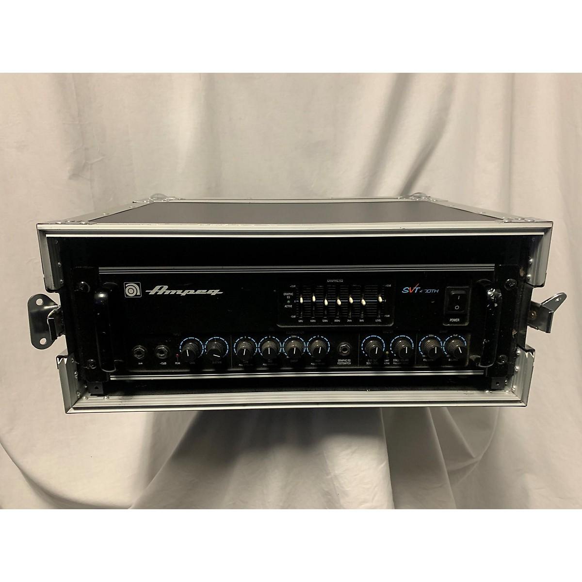 Ampeg SVT400TH Bass Amp Head