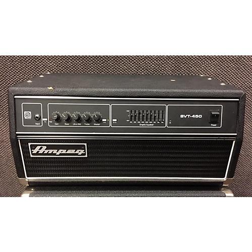 Ampeg SVT450 Tube Bass Amp Head