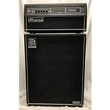 Ampeg SVT450H & SVT410HLF STACK Bass Stack