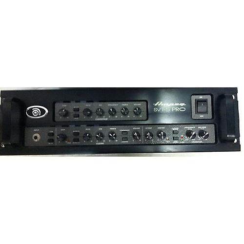 Ampeg SVT5PRO Tube Bass Amp Head