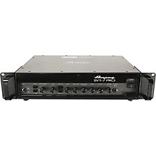 Ampeg SVT7PRO 1000W Class D Bass Amp Head Level 1 Black