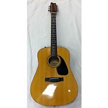 Samick SW115DE Acoustic Electric Guitar