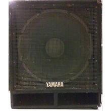 Yamaha SW118IV Unpowered Subwoofer
