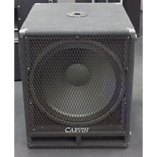 Carvin SW1801A Powered Subwoofer