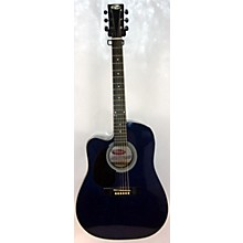 Stagg SW203CE-LH Acoustic Electric Guitar