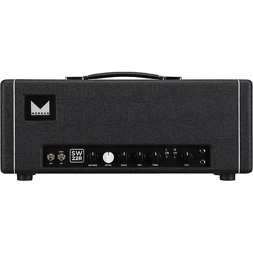 Morgan Amplification SW22R 22W Tube Guitar Head with Spring Reverb