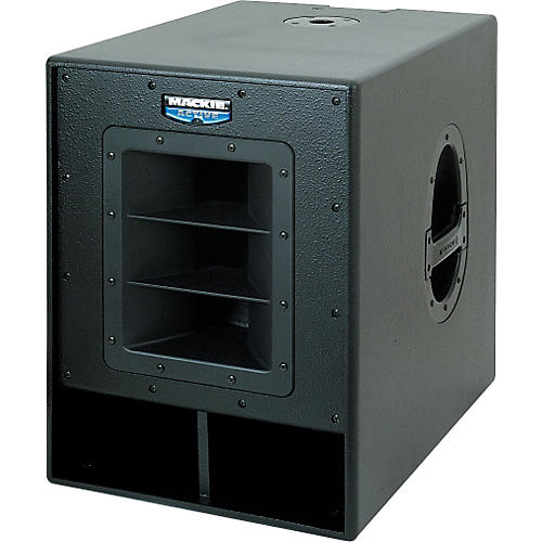 mackie swa1501 active high output 15 subwoofer system guitar center. Black Bedroom Furniture Sets. Home Design Ideas