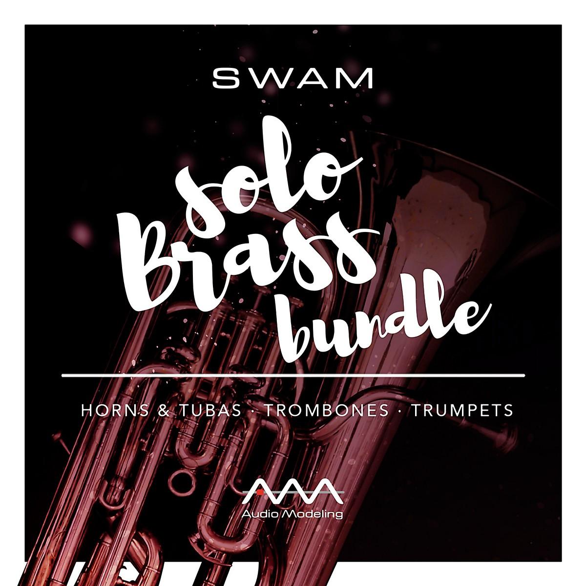 Audio Modeling SWAM Solo Brass Bundle (Download)