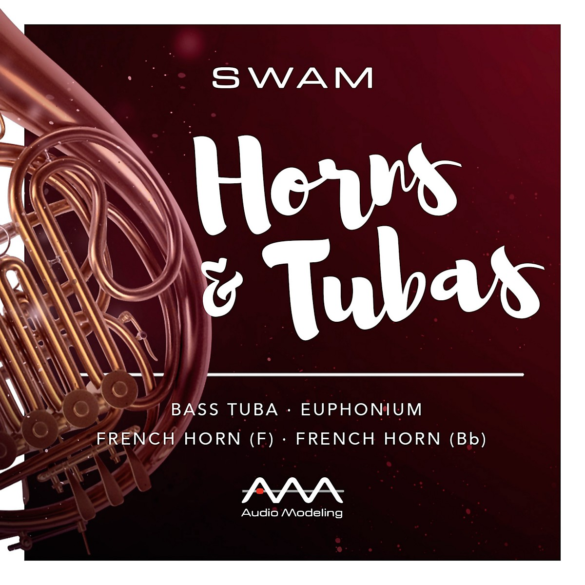 Audio Modeling SWAM Solo Horns and Tubas (Download)