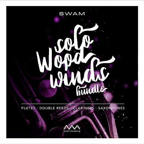 Audio Modeling SWAM Solo Woodwinds Bundle (Download)