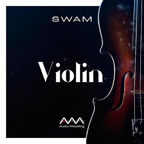 Audio Modeling SWAM Violin (Download)