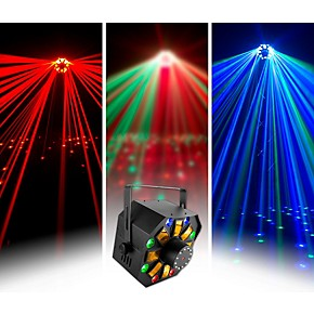 chauvet dj swarmwashfx stage laser with led lighting effect and strobe light guitar center. Black Bedroom Furniture Sets. Home Design Ideas
