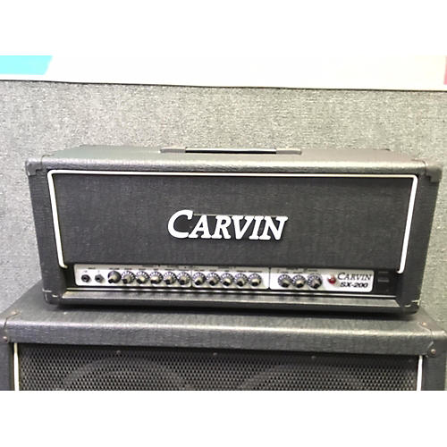 Carvin SX-200 100W Solid State Guitar Amp Head
