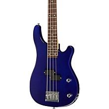 SX100B Series II Electric Bass Guitar Blue
