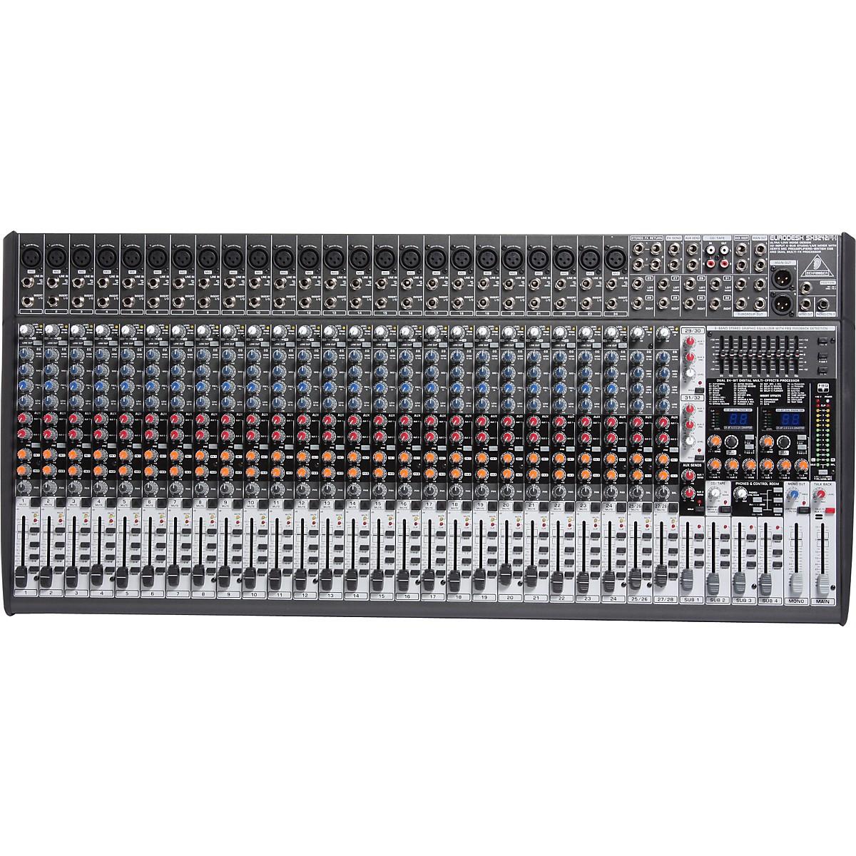 Behringer SX3242FX Eurodesk Mixer