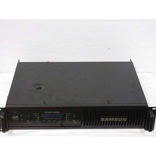 Samson SXD7000 Keyboard Amp