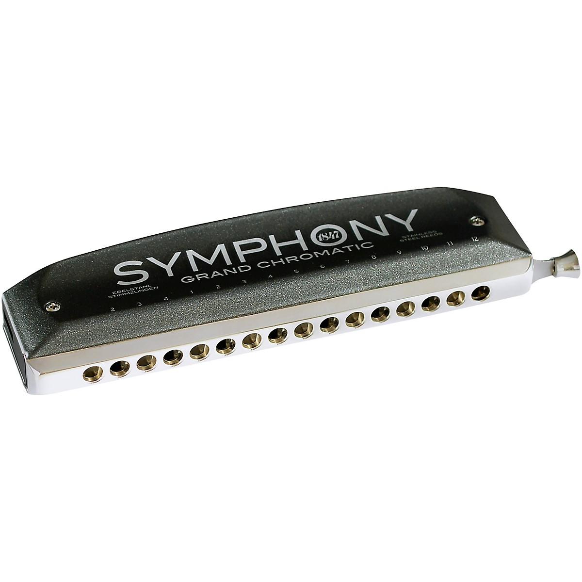 SEYDEL SYMPHONY Grand Chromatic Aluminum