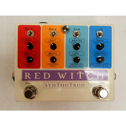 Red Witch SYNTHOTRON Effect Pedal