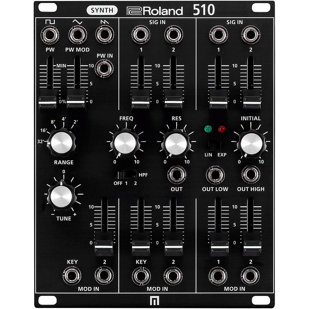 Roland SYS-510 Synthesizer Module