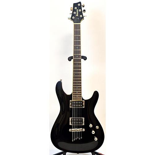 used ibanez sz320 solid body electric guitar black guitar center. Black Bedroom Furniture Sets. Home Design Ideas