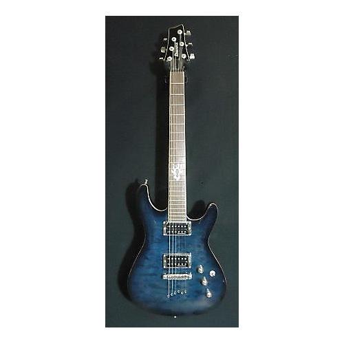 Ibanez SZ520QM Solid Body Electric Guitar