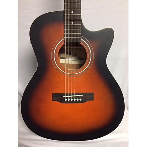 Stagg Sa30ace Acoustic Electric Guitar