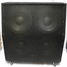 Seismic Audio Sa4x12 Guitar Cabinet