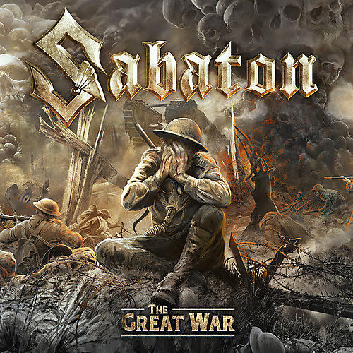 Alliance Sabaton - Great War: History Edition (180-Gram Gatefold Vinyl)