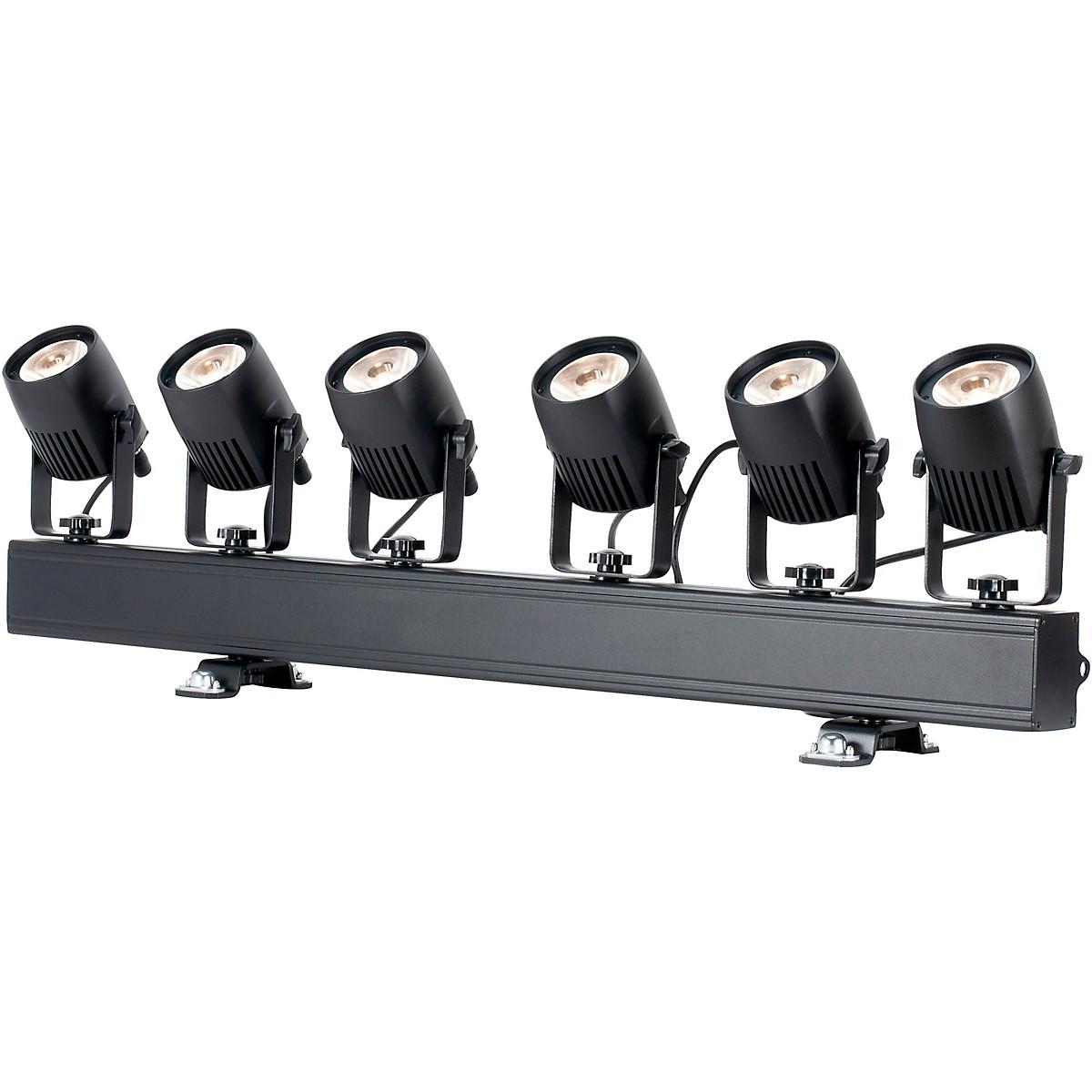 American DJ Saber Bar 6 White LED Pin Spot System