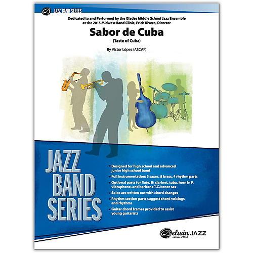 BELWIN Sabor de Cuba Conductor Score 3.5 (Medium)