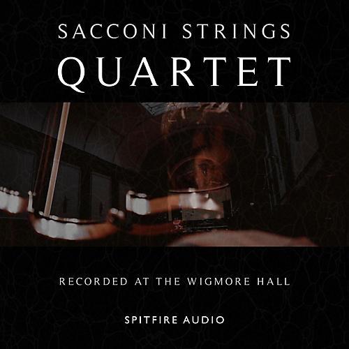 Spitfire Sacconi Strings Quartet Upgrade from Sacconi Strings Vol 2