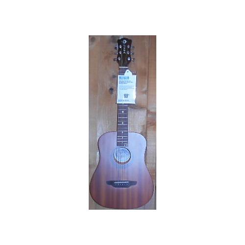 Luna Guitars Safari Mah 3\4 Size Acoustic Guitar