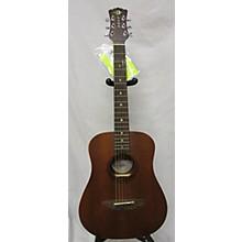 Luna Guitars Safari Muse 3/4 Size Acoustic Guitar