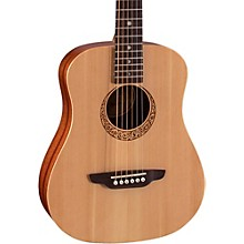Luna Guitars Safari Supreme Acoustic Guitar