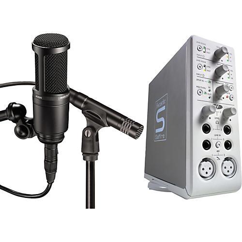 Focusrite Saffire AT Recording Pack