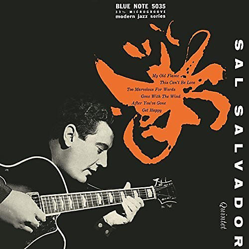 Alliance Sal Salvador - Sal Salvador Quintet
