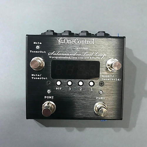 One Control Salamandra Tail Loop Pedal