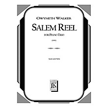 Lauren Keiser Music Publishing Salem Reel (Piano, Violin, Cello) LKM Music Series Composed by Gwyneth Walker