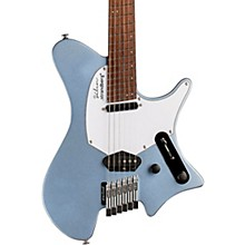 Salen Classic Electric Guitar Ice Blue Metallic