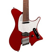 Salen Deluxe Electric Guitar Candy Apple Red